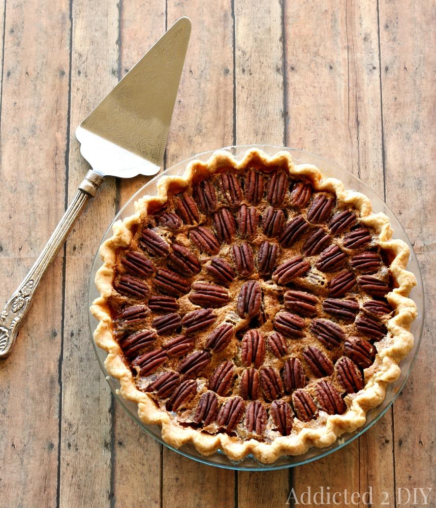 Grandmas Pecan Pie1