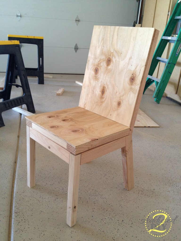 How to make a simple wooden chair - Img_2396 Edited