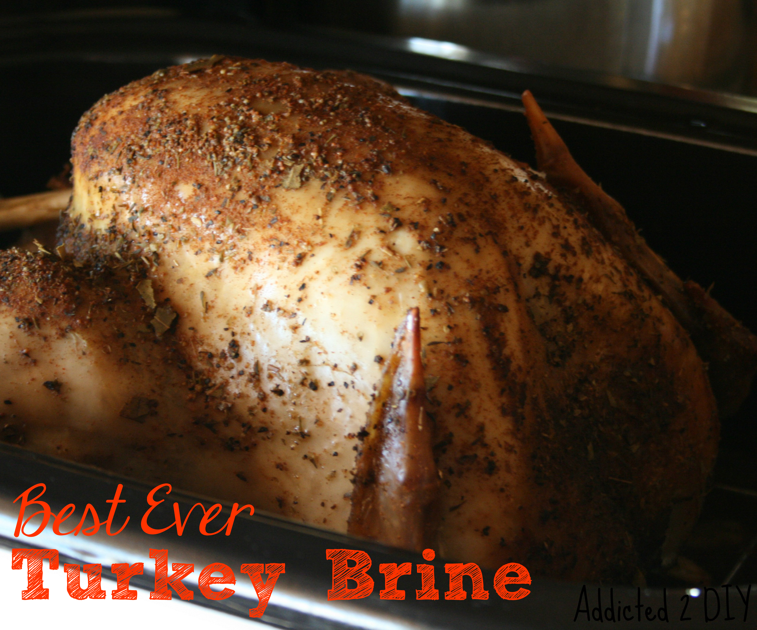 Best Ever Turkey Brine