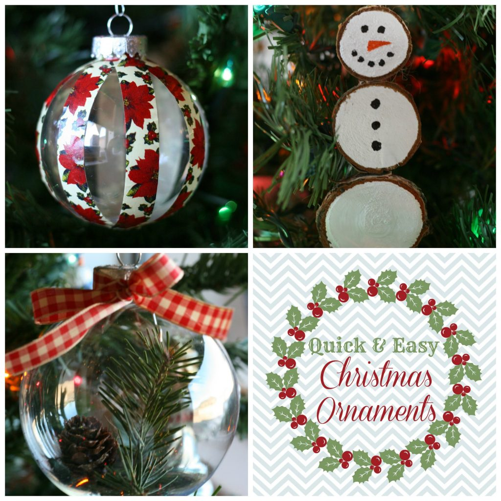 Quick easy christmas ornaments addicted 2 diy for 2 year old christmas ornaments crafts