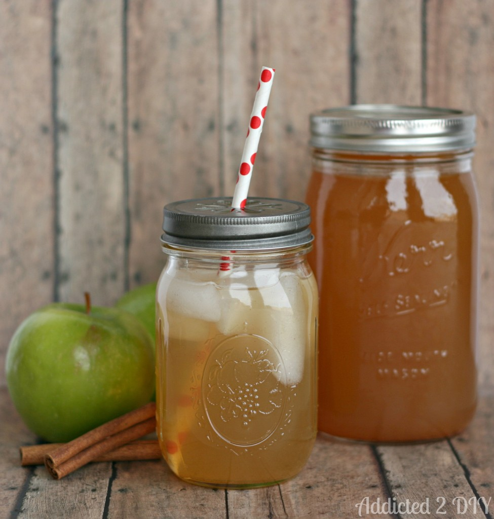 Apple Pie and Gingerale