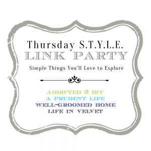 Thursday S.T.Y.L.E. Link Party