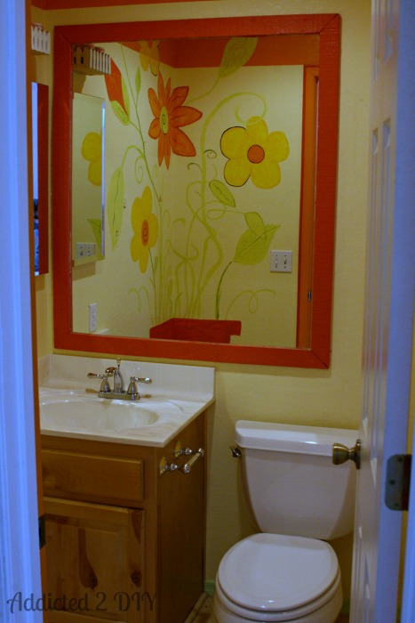 Guest Bathroom - Before