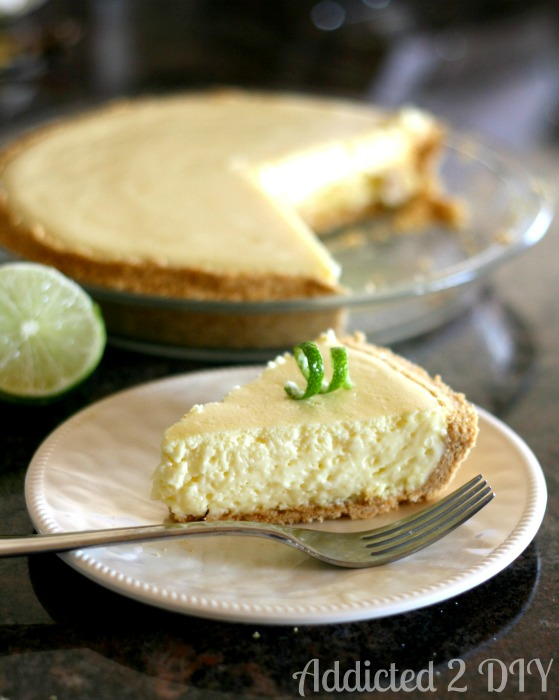 Italian Key Lime Pie