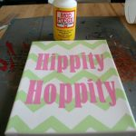 Easter Canvas Art – Expressions Vinyl Guest Contributor Post