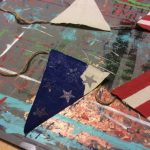 Pottery Barn-Inspired Stars and Stripes Banner