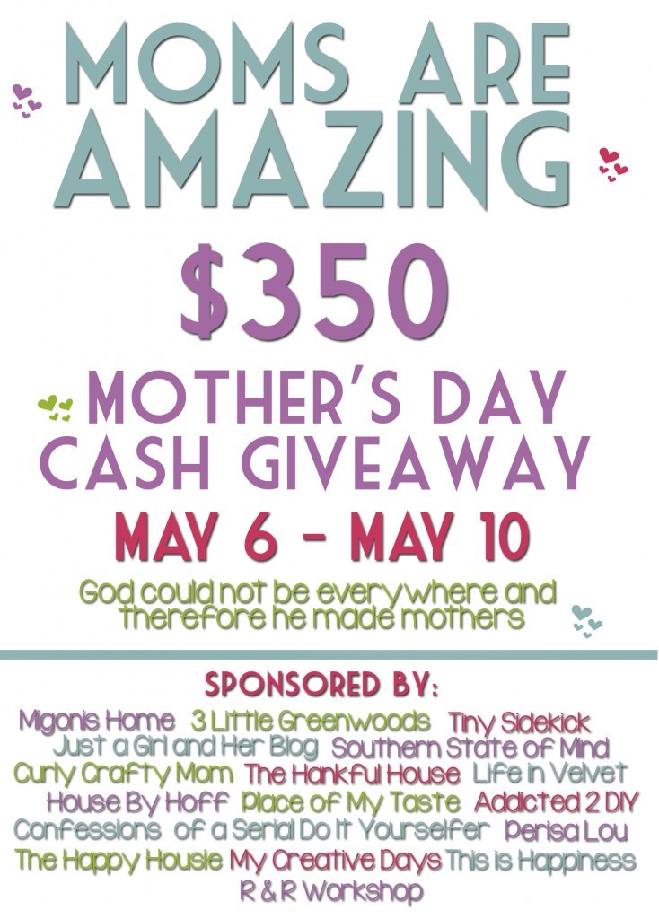 Mother's Day Giveaway2