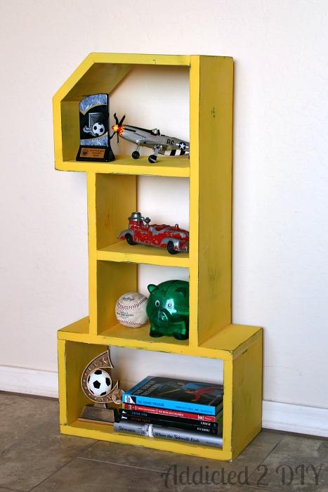 DIY #1 Shelf