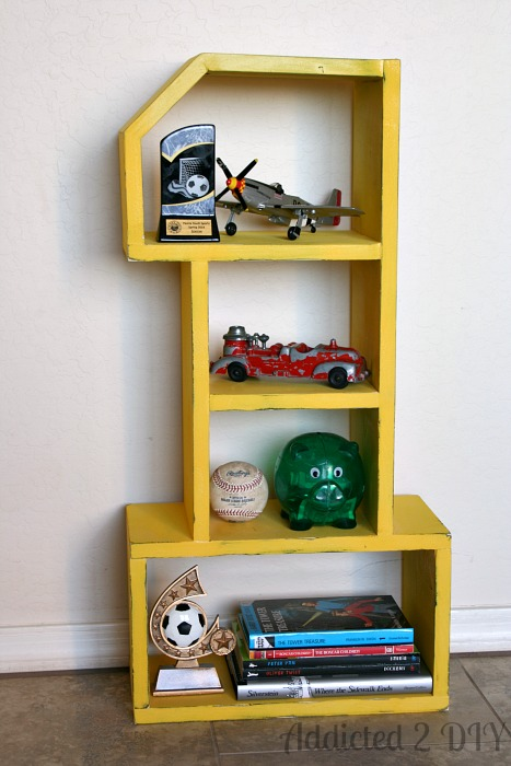 DIY #1 Shelf