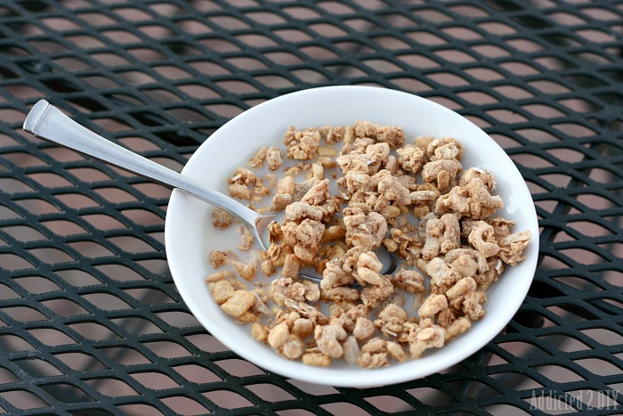 Silk Cereal