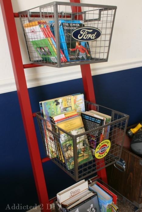 PB Teen-Inspired Ladder Shelf