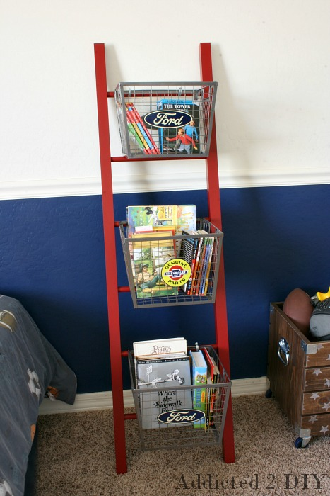 PBK Teen Ladder by Addicted 2 DIY
