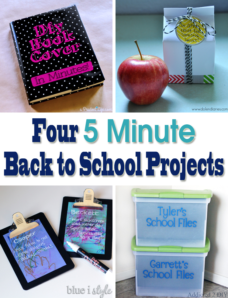 Minute Craft Projects