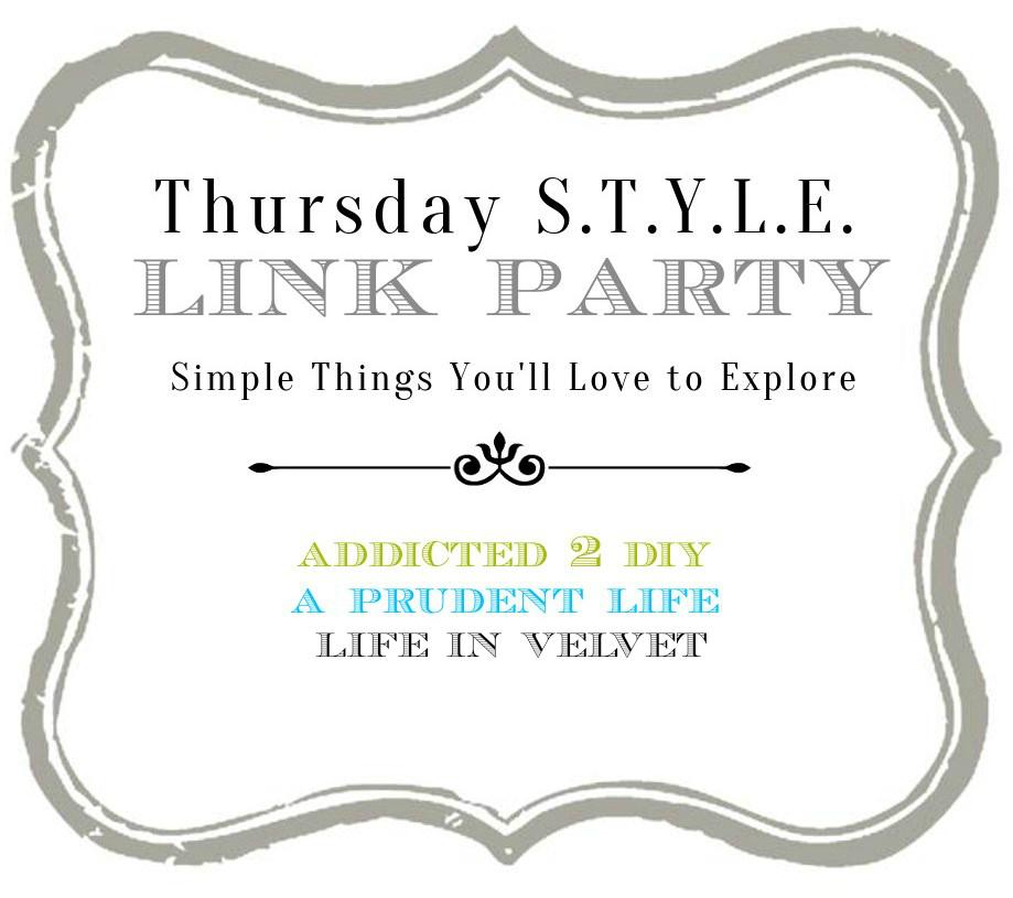 Thursday S.T.Y.L.E. Link Party