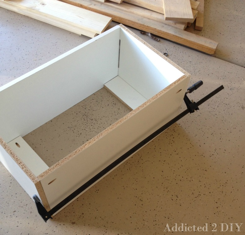 How to Build a Mold for Concrete Projects - Addicted 2 DIY