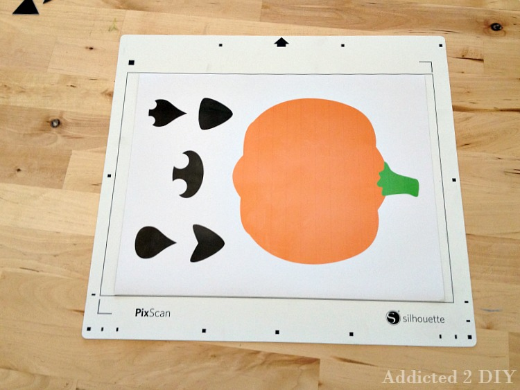 Magnetic Build a Jack-O-Lantern Activity for Kids