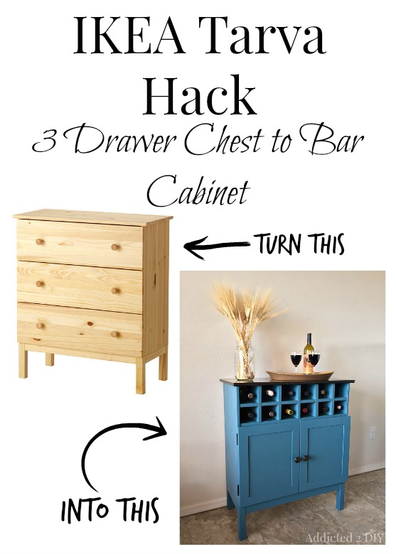 IKEA HACK addicted 2 DIY