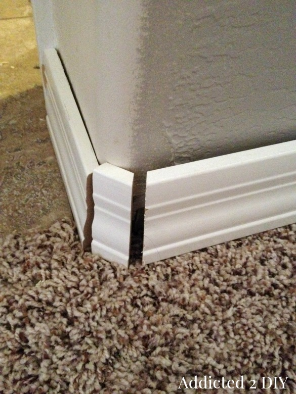 How to Replace Baseboards without Destroying Your Walls or Sanity