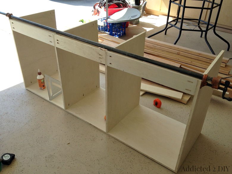 Build Bathroom Vanity