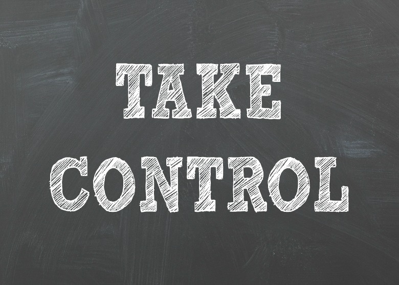 2015 Resolutions - Take Control