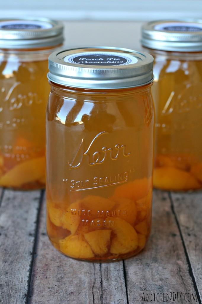Peach Pie Moonshine