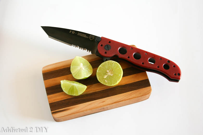Anthropologie Inspired Cutting Boards