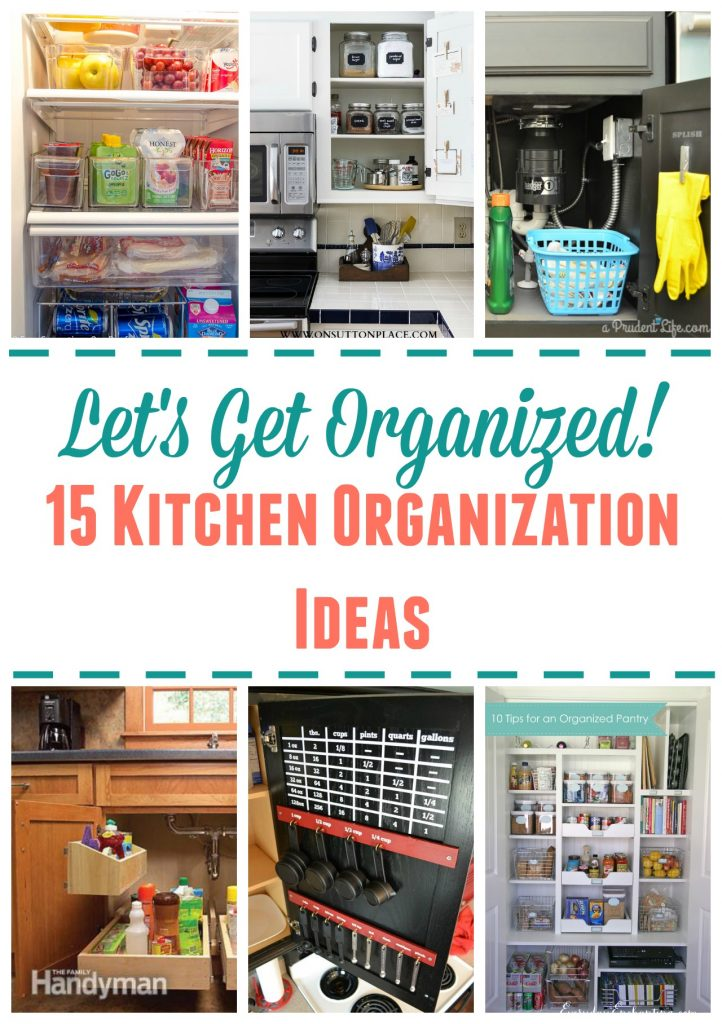 For Kitchen Organization