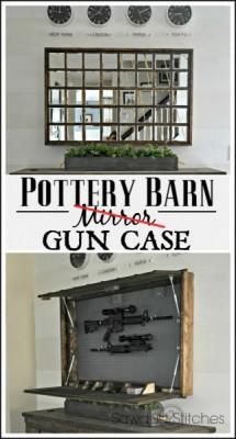Pottery-Barn-Mirror-Hidden-Gun-Case-Sawdust2stitches