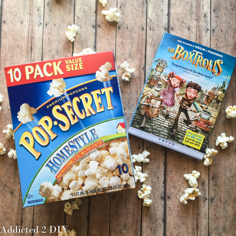 Making Family Movie Night Extra Special with Fun Popcorn Recipes