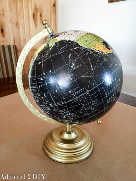 5-minute-globe-makeover