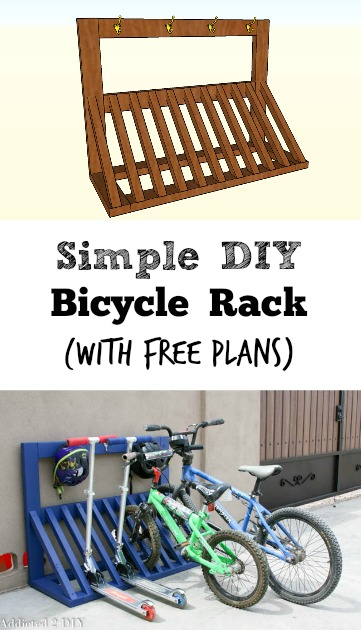 Addicted 2 DIY Bike Rack