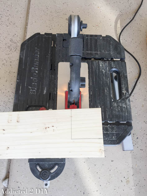 build a tailgate bench seat