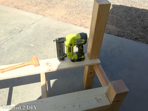 attach seat to tailgate bench