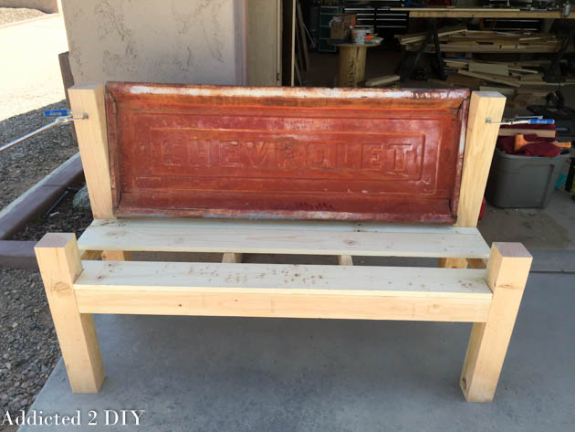 build-a-chevy-bench