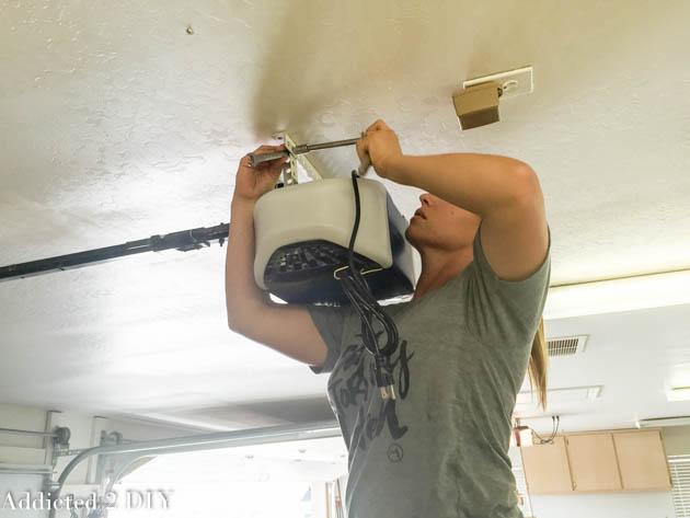 install-garage-door-opener