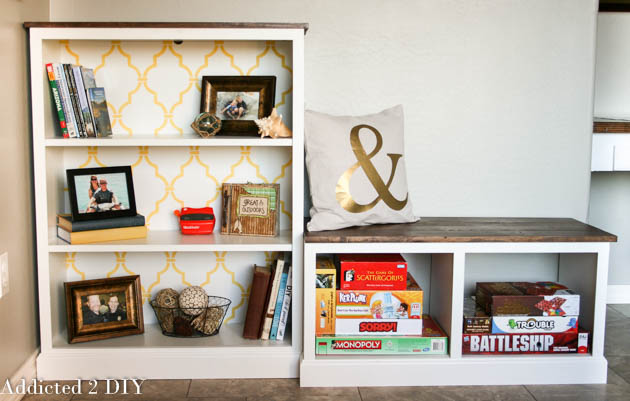 Billy Bookcase Ikea Hack