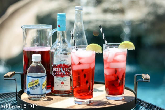 Knockoff Cocktail Recipe:  Deep Eddy Sipper