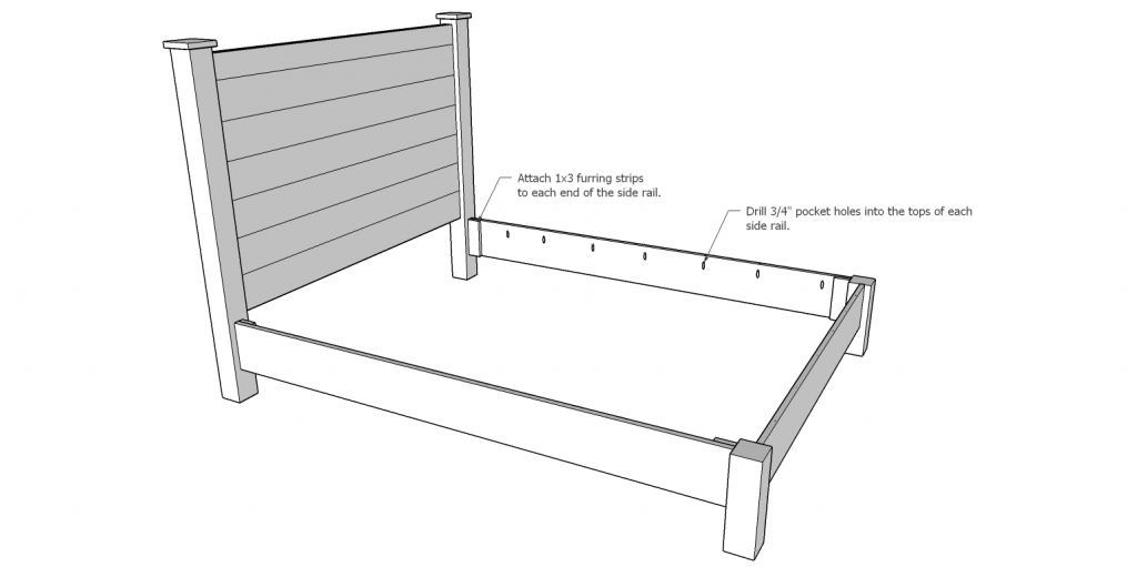Emerson Bed - step 4