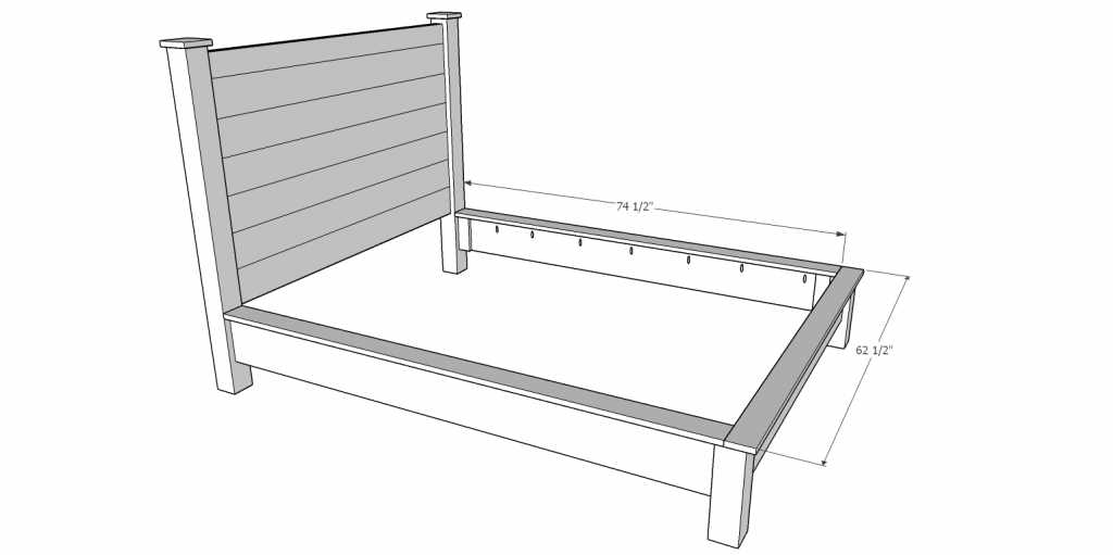 Emerson Bed - step 5