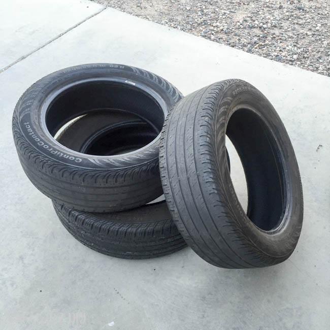discount tire ornaments 1