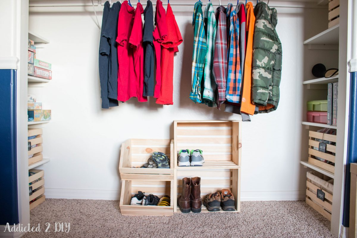 and ideas towel closet rack under floating my shoe bag organize with how to storage shoes in shelves