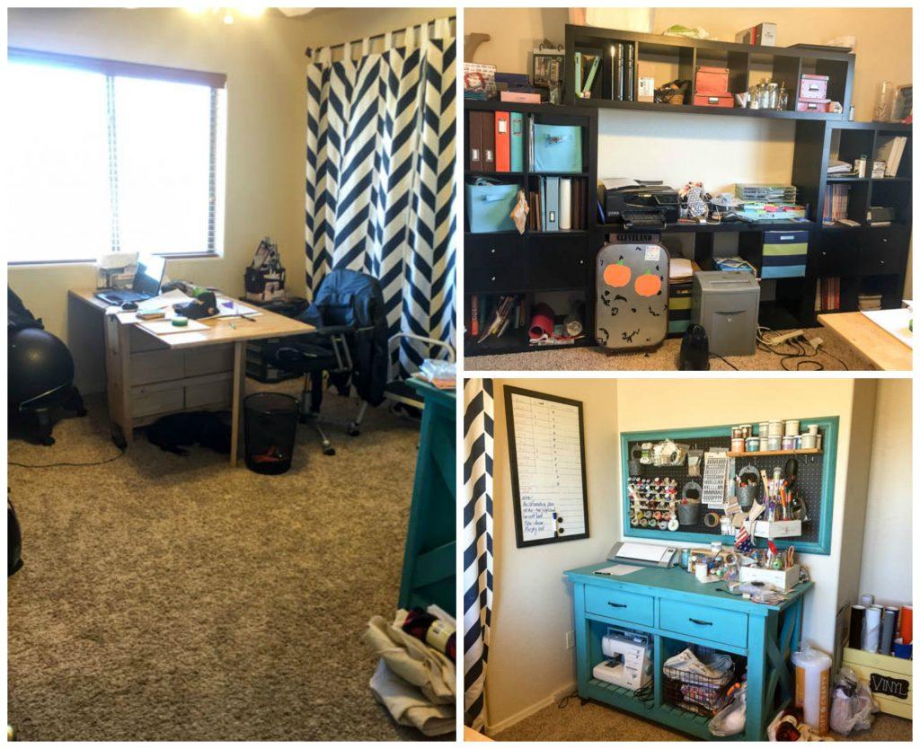 OfficeCraft Room Before