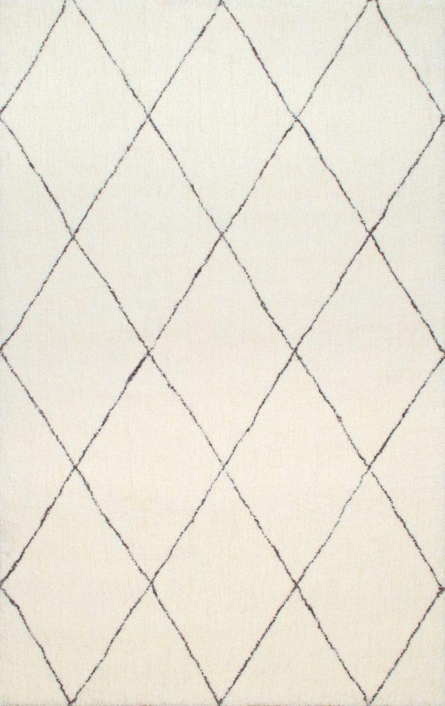 moraccan shag rug