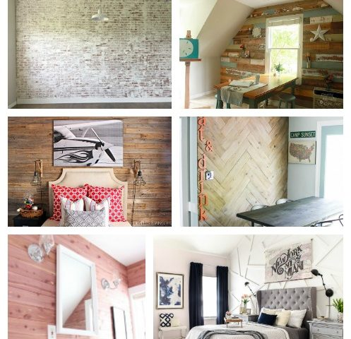 20 Stunning Statement Walls For Every Room In Your Home