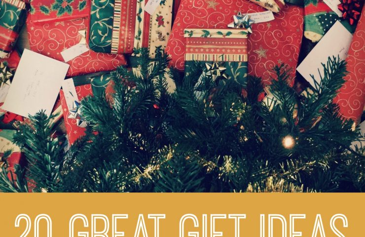 20 Great Gift Ideas for the Whole Family