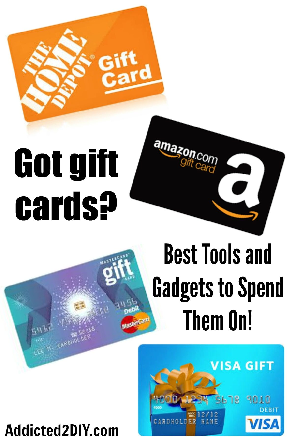 Best Tools To Spend Your Christmas Gift Cards On - Addicted 2 DIY