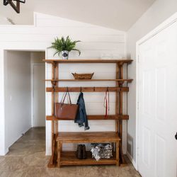 How To Easily Install Faux Shiplap