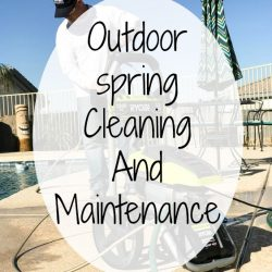 Learn how to clean up and maintain your outdoor spaces for spring