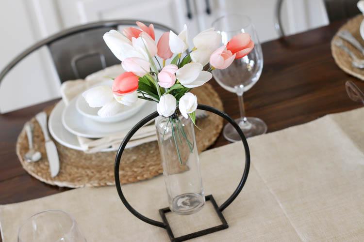 Magnolia bud vases