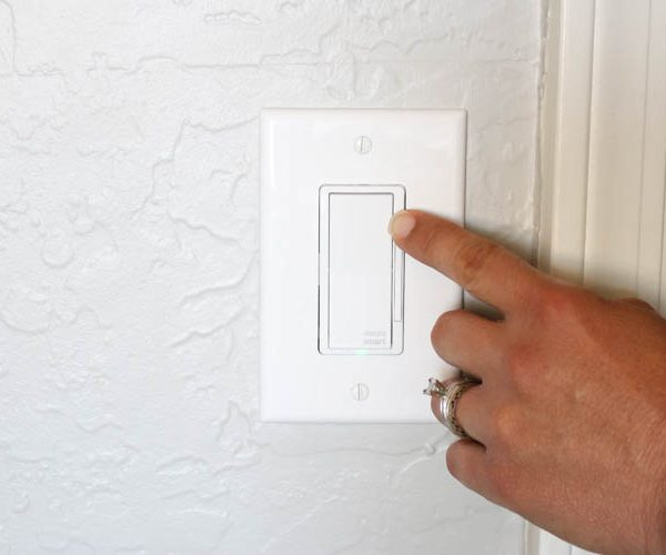 installing a dimmer smart switch